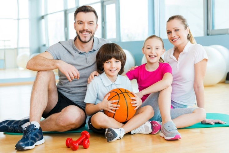 5 Top Tips For Creating Healthy Family Habits In 2020