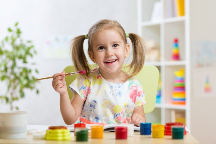 The Importance Of Art For Your Child's Development