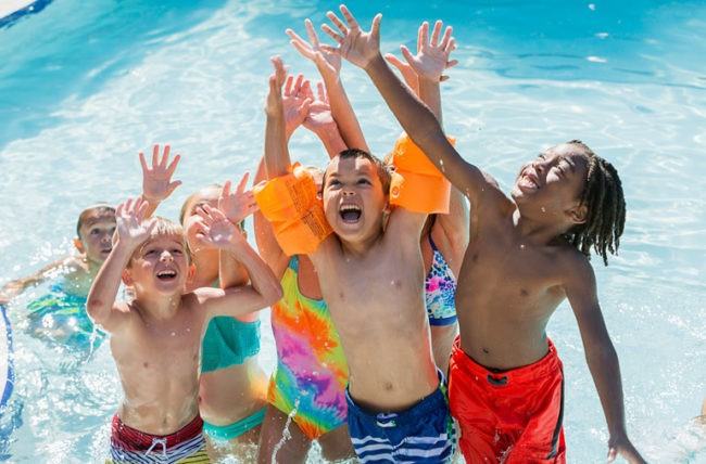 Pool Safety Tips For Small Children This Summer