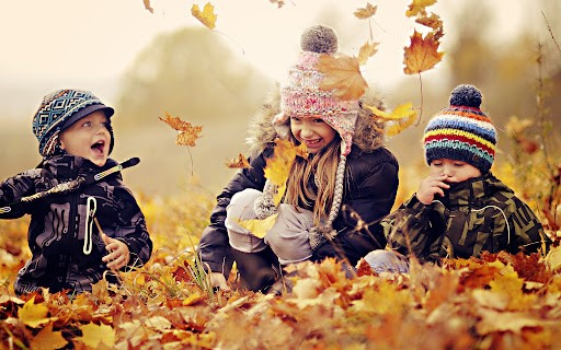 Fun Outdoor Games And Activities To Play During Autumn For Kids